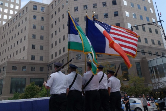 Con varios actos oficiales, E.E.U.U homenajea hoy a víctimas del 11/S. Foto:  AFP