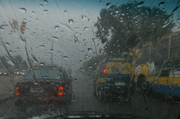 Lluvias hasta el viernes