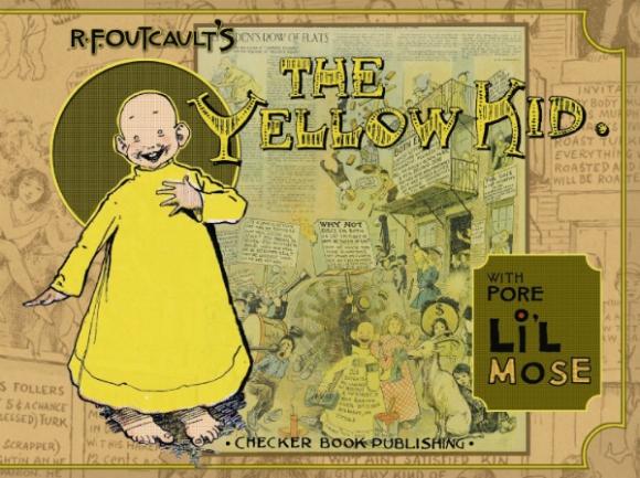 The Yellow Kid, considerada la primera historieta moderna.