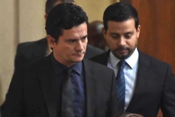 El juez Sergio Moro dejará de investigar la causa sobre Lula. Foto: AFP