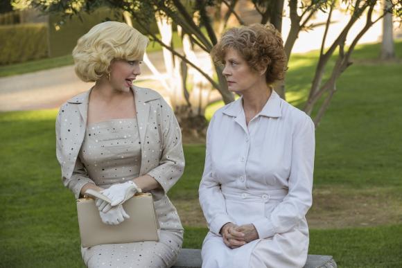 Susan Sarandon encarna a la madre de Marilyn, su secreto mejor guardado.