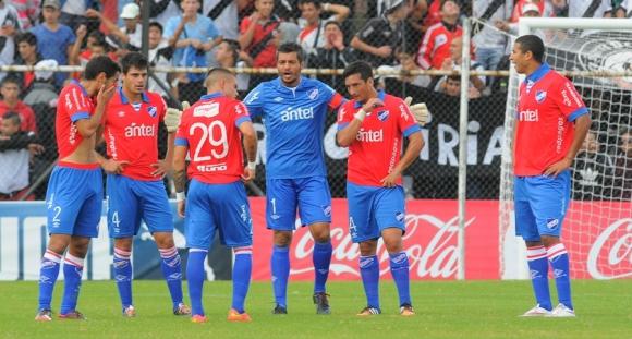 2015 - Danubio 2-1 Nacional