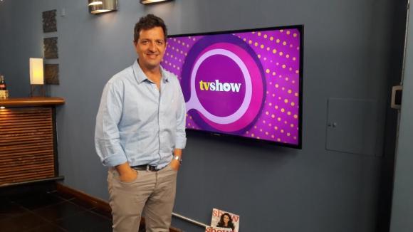 Federico Buysan en Tv Show.