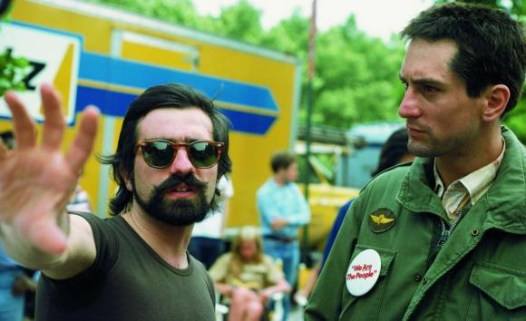 Scorsese y De Niro en su segunda y clásica colaboración. Foto: Google