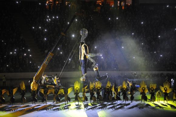 Fiesta en el Campeón del Siglo. Foto: F. Ponzetto