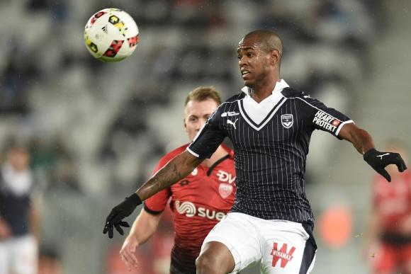 Diego Rolan anotó en la victoria ante el Dijon por 3-2 por la Ligue 1. Foto: AFP