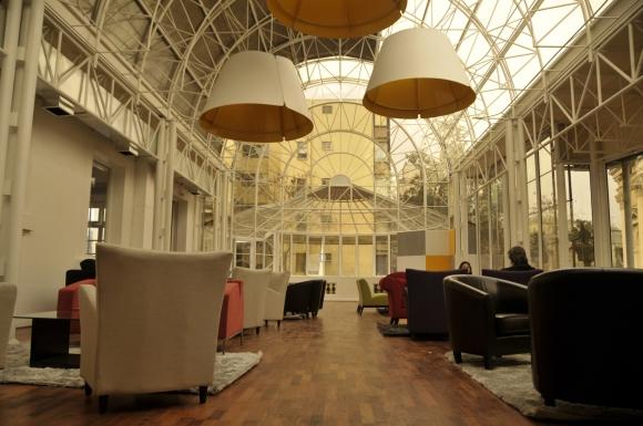 Chile. El el diseño contemporáneo buscan hacer el espacio más confortable.