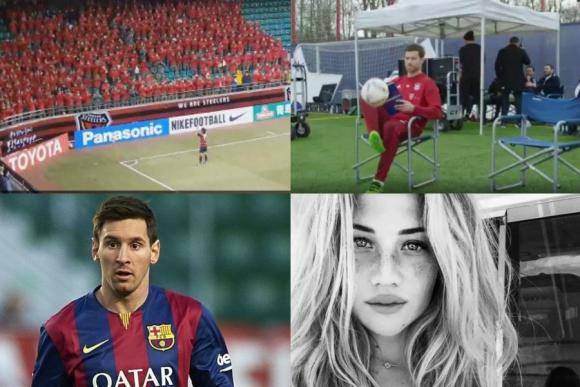 Xabi Alonso lo domina, Messi no cuenta los goles y la novia de Kovacic