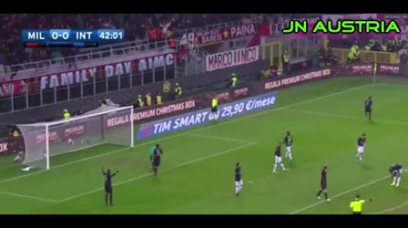 AC Milan vs Inter 2-2  All Goals & Highlights  20112016 HD