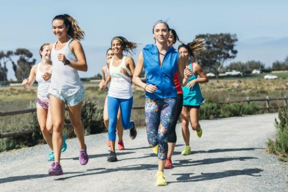 En tiempos recientes ha crecido mucho el número de mujeres que corren