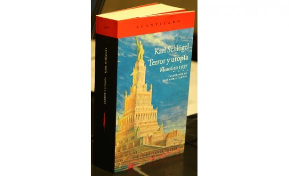 <b>Terror y utopía, Moscú en 1937</b>