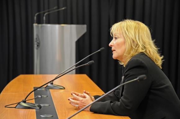 Carolina Cosse. Foto: Presidencia de la República.