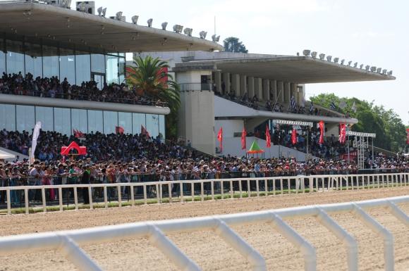 Hipódromo de Maroñas. Foto: Archivo El País.