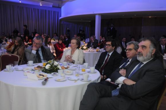 El evento tuvo como invitados a un importante número de autoridades y actores vinculados a la educación.