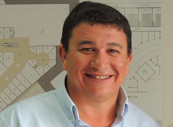 Titular. Yamandú Costa es el actual presidente del club.