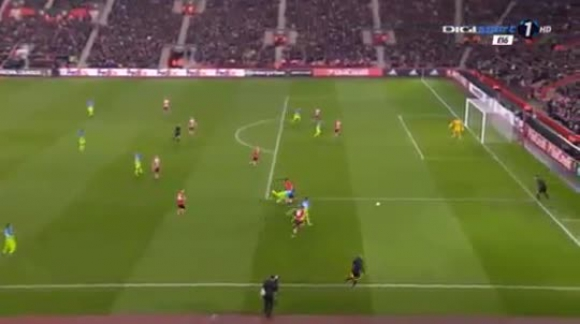 Southampton 2-1 Inter - Europa League