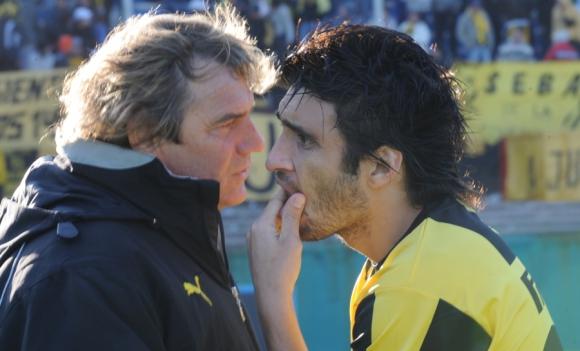 Mario Saralegui y Carlos Bueno
