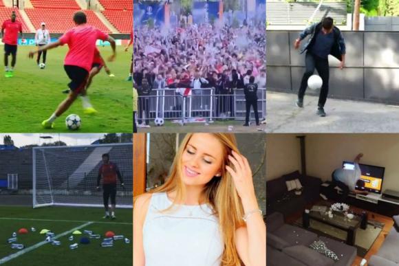 La peor broma, la lluvia de cerveza, el desafío de Neymar a Ronaldo y más