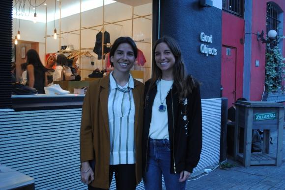 Mariana y Fernanda García.