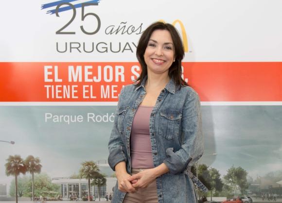 Adriana Da Silva.