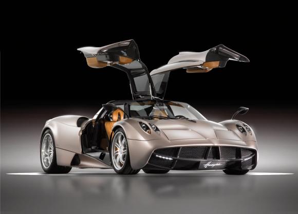 Pagani Automobili fabricó 240 autos, u