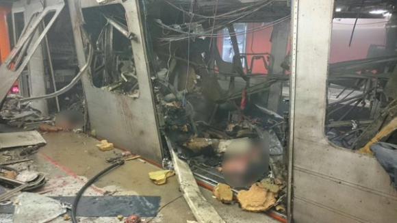 Policía belga pide a la población fotos de los ataques para hallar a ... 338c11ac79a