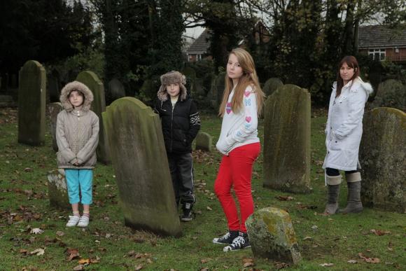 Niños con habilidades paranormales cuentan sus experiencias.