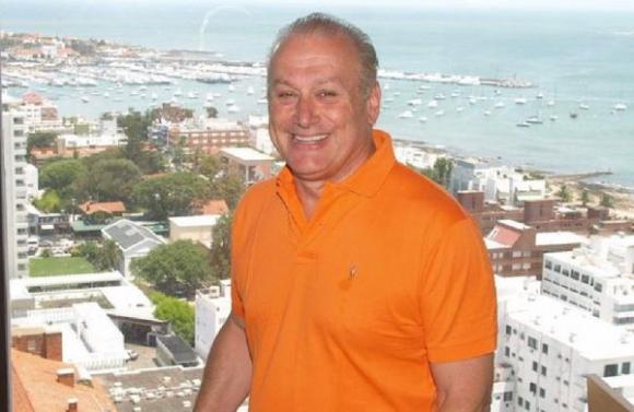Roque de la Fuente fue candidato presidencia en EE.UU. Foto: Ricardo Figueredo.