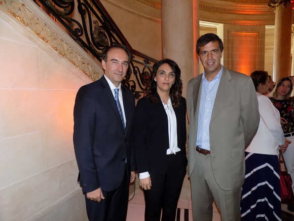 Federico Pigni, Cecilia Viola, César Caggiano.