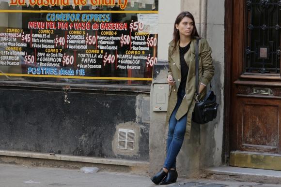 Eva De Dominici tendrá fuertes escenas de sexo con Germán Palacios.