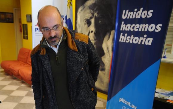 Marcelo Abdala. Foto: F. Ponzetto