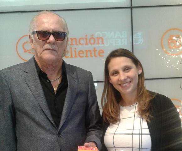 Pablo Forlán, Carolina De León.