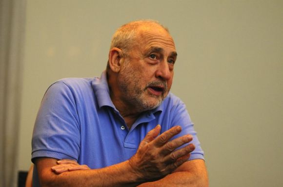 Joseph Stiglitz Foto: Marcelo Bonjour