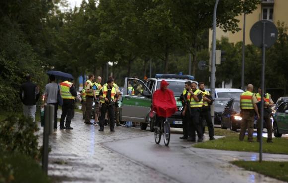 Tiroteo en shopping de Múnich dejó varios muertos y heridos. Foto: Reuters