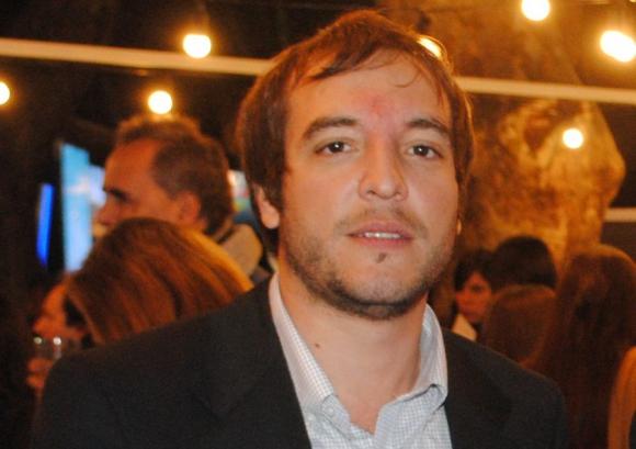 Christian Di Candia. Foto: Archivo El País