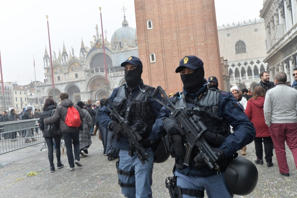 Carnaval de Venecia. Foto: EFE