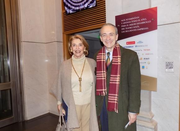 Vera Heller, José Miguel Onaindia.