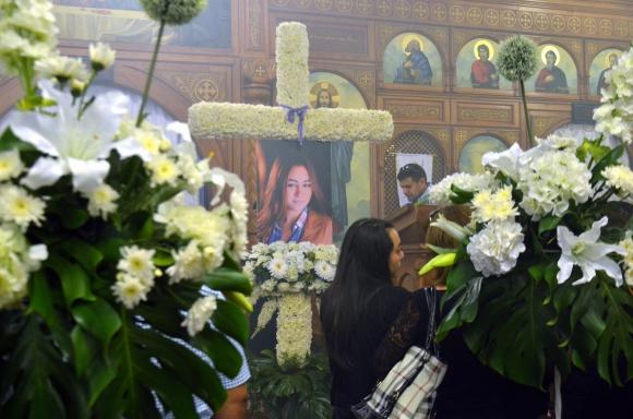 Homenaje a las víctimas del vuelo de EgyptAir. Foto: EFE
