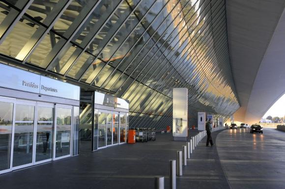 Aeropuerto de Carrasco. Foto. Ariel Colmegna