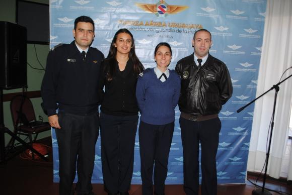 Gabriel Goyen, Miktaí Wurth, Roxana Pérez, Michael González.
