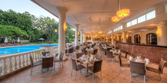 La piscina del hotel Intercontinental. Foto: Tripadvisor
