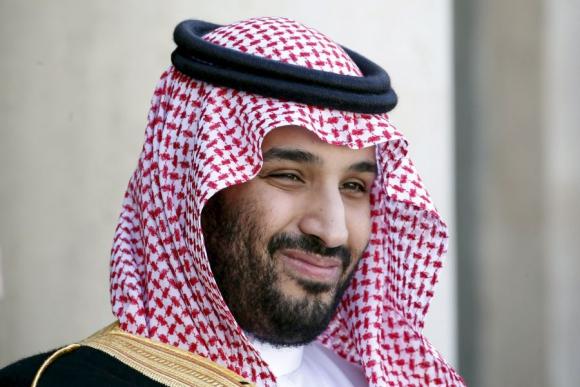 Mohammed bin Salman, príncipe heredero de Arabia Saudita. Foto: Reuters