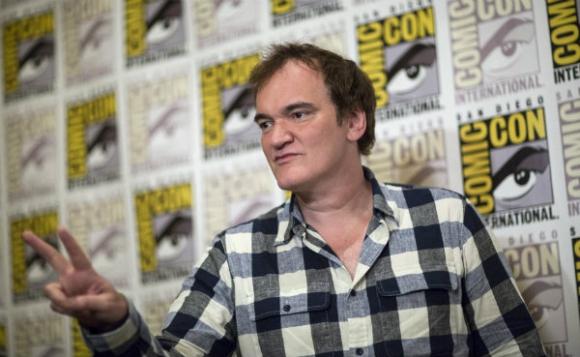 Quentin Tarantino. Foto: Reuters
