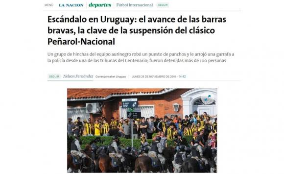 La noticia en La Nación.