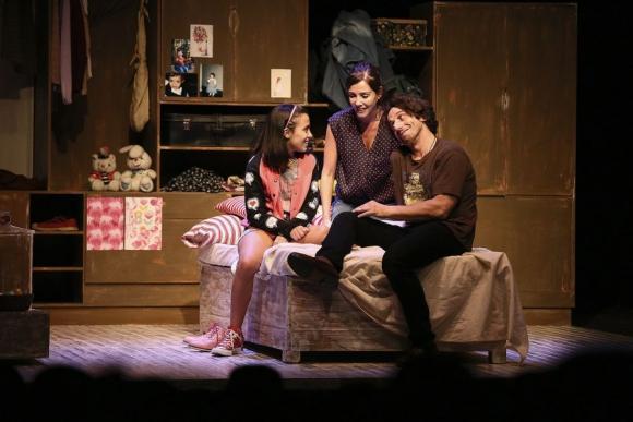 Humor: la comedia de Neil Simon dará tres funciones en El Galpón. Foto: Difusión