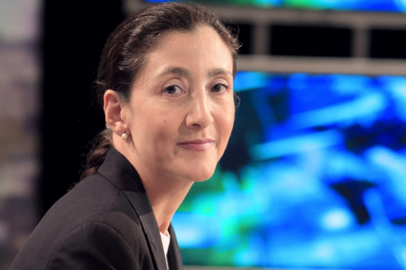 Ingrid Bentancourt, ex rehén de las FARC. Foto: AFP / Archivo.