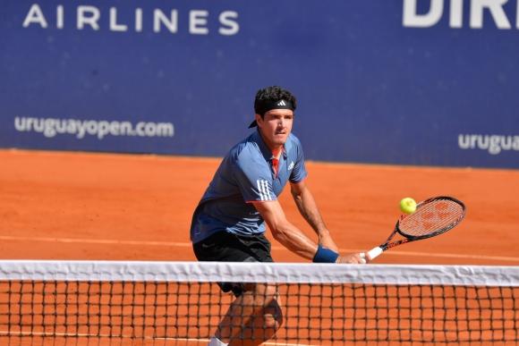 Emilio Gómez. Foto Uruguay Open
