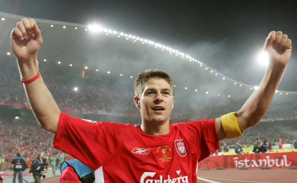 Steven Gerrard abandonará el Liverpool tras el fin de la temporada. Foto: AFP.