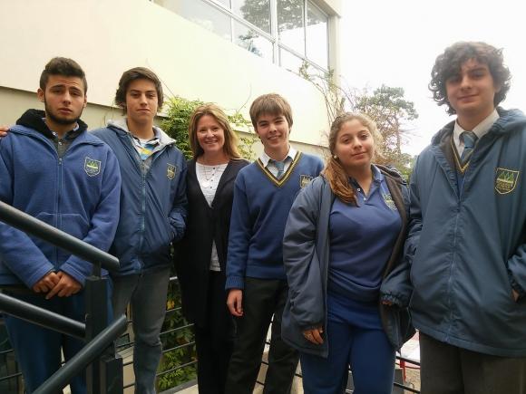 Foto: Colegio Woodside