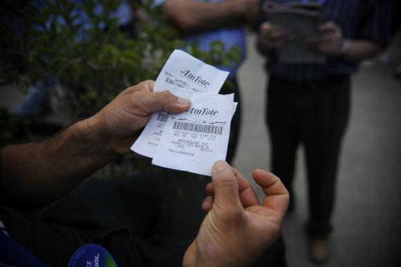 A cruzar los dedos y esperar la fortuna. Foto: Fernando Ponzetto